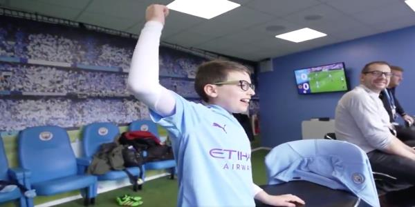Manchester City Football Club Opens Sensory Viewing Room For Fans With Autism