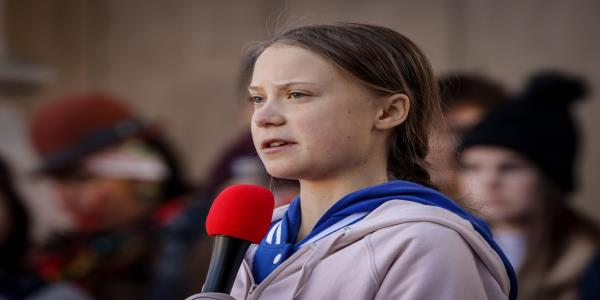 Greta Thunberg Slams Met Police Ban On Extinction Rebellion Protests