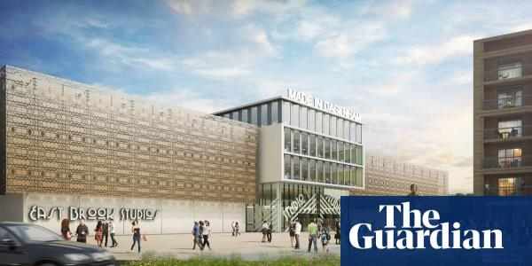 Plans for £110m London film studios on hold because of Brexit uncertainty