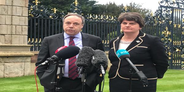 The DUP Has Rejected Boris Johnsons Brexit Deal As Things Stand