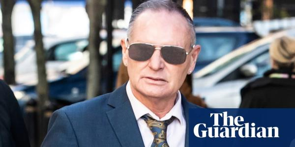 Paul Gascoigne cleared of sexually assaulting woman on train