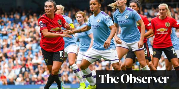 Manchester United's Katie Zelem takes second early derby in her stride