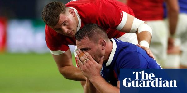 Warren Gatland admits 'the better team lost' after Wales beat France