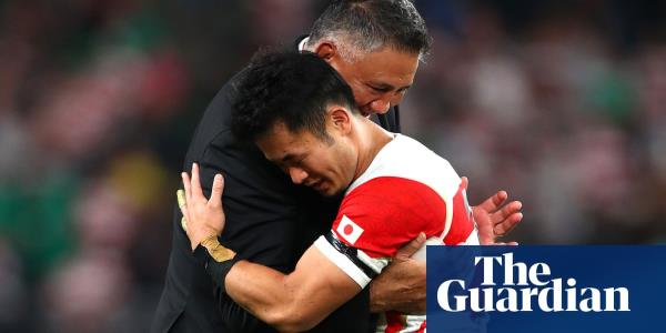 Japan's never-say-die spirit needs nurturing after Rugby World Cup | Andy Bull