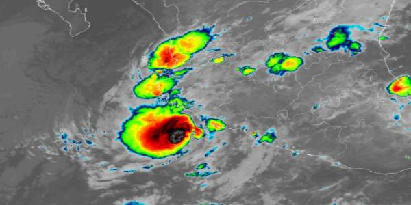 Priscilla to unleash flooding rainfall across southwest Mexico early this week