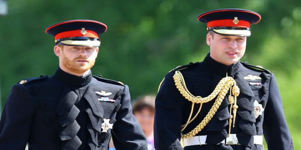 Prince Harry Says He And William Have Good Days And Bad Days As He Addresses Rift Rumours