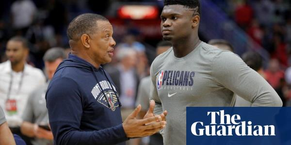 New Orleans Pelicans lose No1 pick Zion Williamson on eve of NBA season