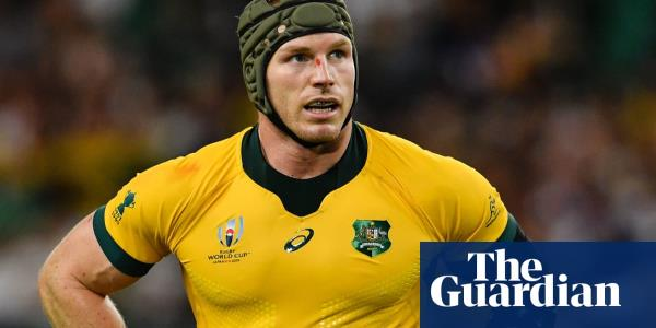 I'm interested in a bunch of things: David Pocock moves on from Wallabies