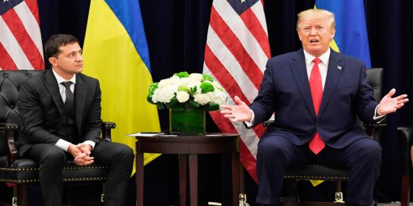 Trump Wanted Zelensky to Publicly Announce He Was Investigating Biden