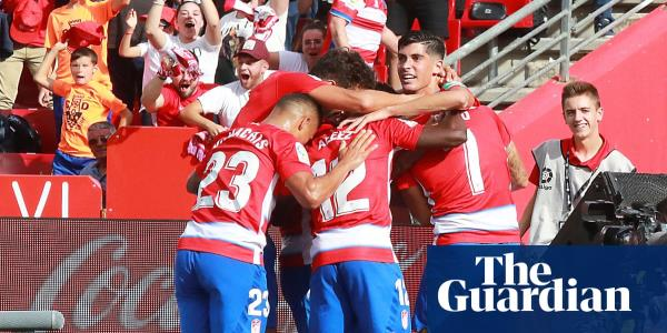 And the big winners of this seasons first Clásico weekend … Granada | Sid Lowe