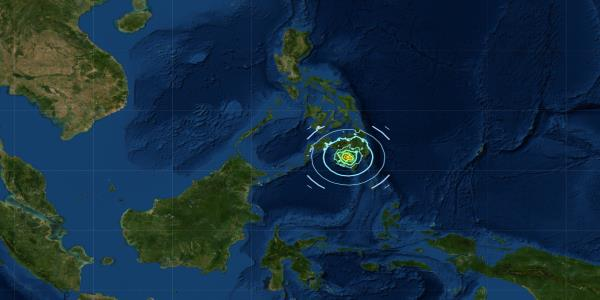 Strong quake jolts southern Philippines, 1 dead, dozens hurt