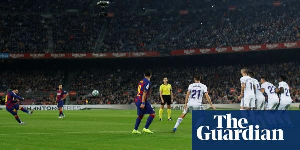European football roundup: Barcelona and Inter climb back to top