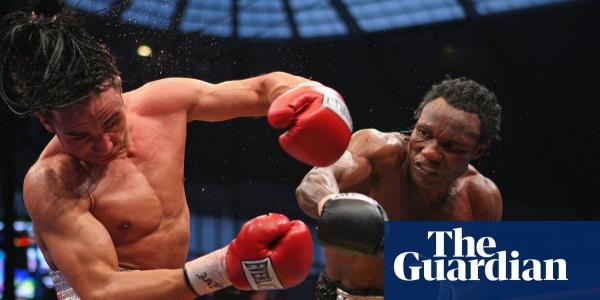 Lovemore N'dou: the boxer who became a lawyer to fight for justice