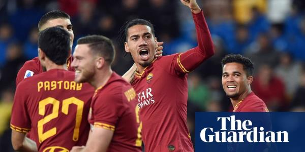 Roma getting the most out of Chris Smalling in their latest evolution | Nicky Bandini