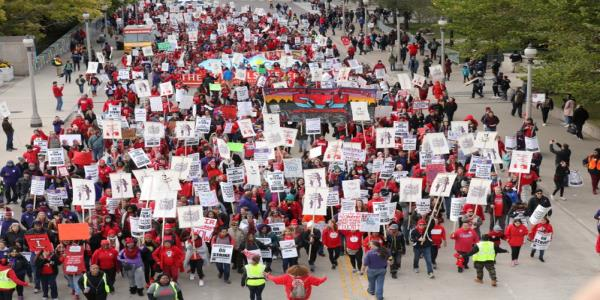 Chicago mayor says deal reached to end teachers strike