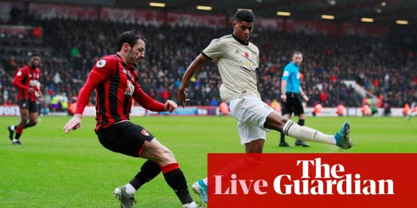 Bournemouth v Manchester United: Premier League – live!