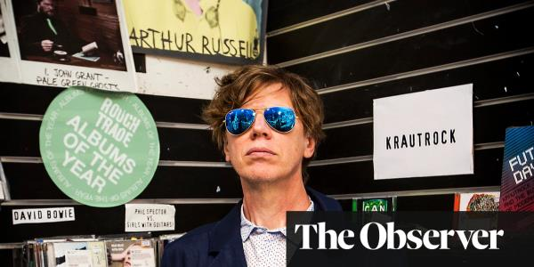 Thurston Moore: 'I was a nerd and a dork at school'
