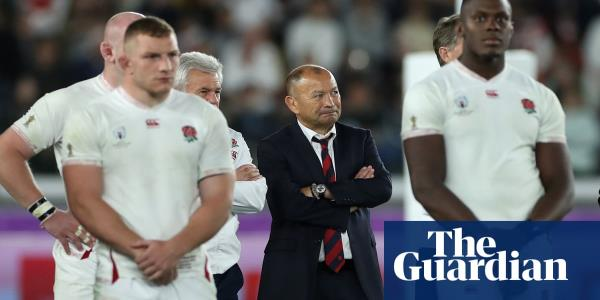 RFU plan talks with Englands Eddie Jones on staying until 2023 World Cup