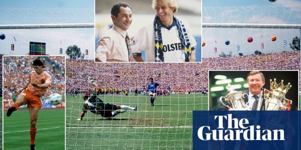 Nessun Dorma podcast: from Ardiles to Baggio, Bracewell and Van Basten