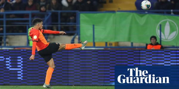 Shakhtar Donetsk captain vows never to be silent in face of racism