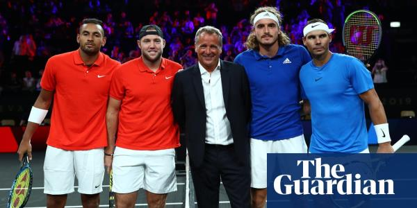 ATP head Chris Kermode admits to 'hurt' at being ousted by players