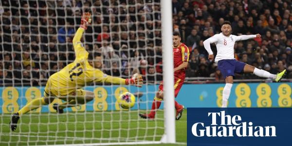 England 7-0 Montenegro: Euro 2020 qualifier player ratings | Ed Aarons