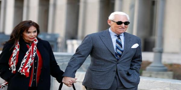 Trump Adviser Roger Stone Found Guilty On Charges Of Lying To Congress