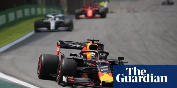 Verstappen's verve lights up Brazilian Grand Prix but Ferrari flounder again | Giles Richards