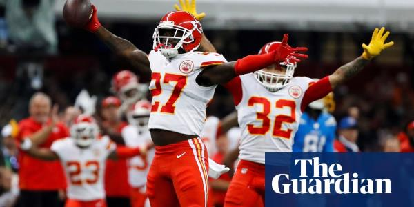 Philip Rivers intercepted four times as Chiefs beat Chargers in Mexico City