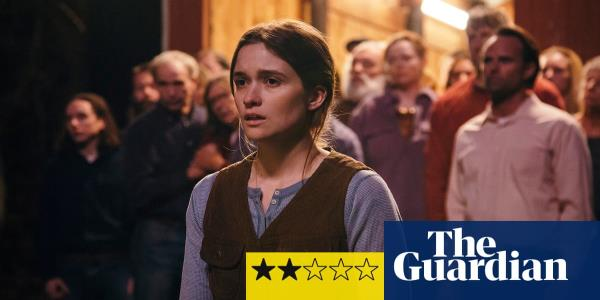 Them That Follow review – Olivia Colman cant save dull snake-handling drama