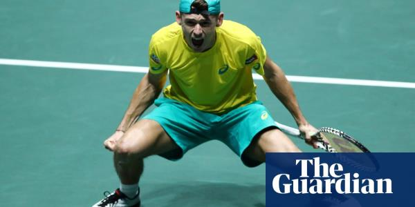 Alex de Minaur and Nick Kyrgios guide Australia into Davis Cup quarter-finals