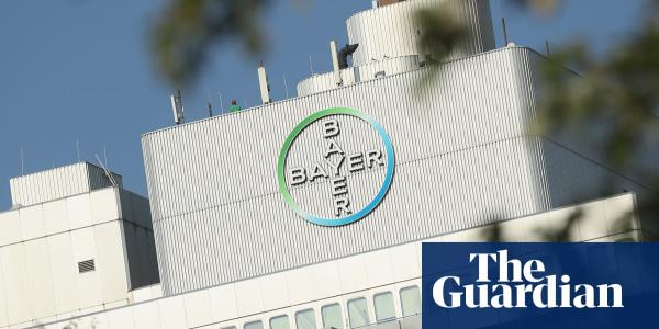 Revealed: Bayer AG discussed plans to give not-for-profit funding for influence