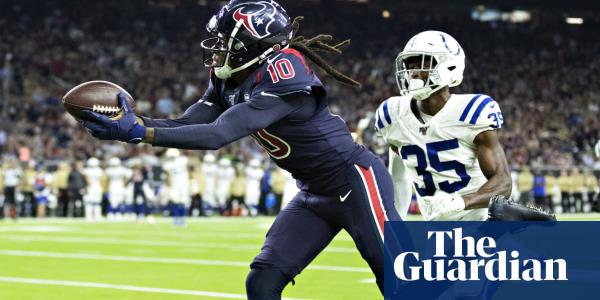 Houston Texans take control of AFC South as DeAndre Hopkins burns Colts