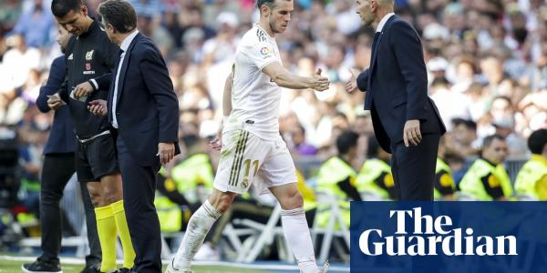 'There is a lot of noise over Gareth': Zidane happy Bale's back at Real Madrid