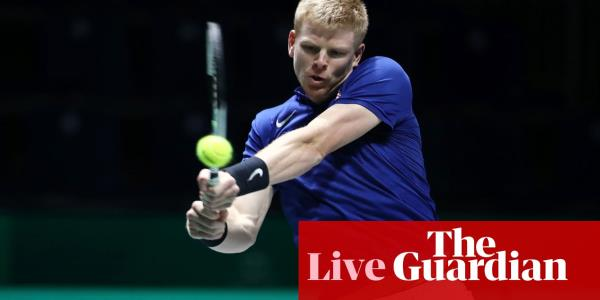 Davis Cup 2019: Great Britain v Germany quarter-final  – live!