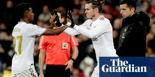 Gareth Bale cameo wins back some hearts as Real Madrid come out on top