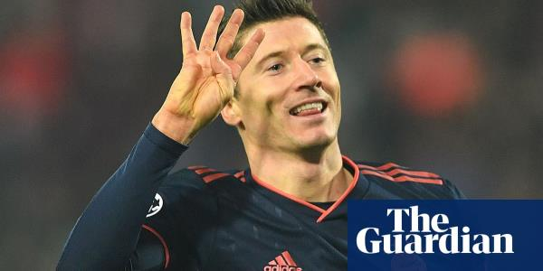 Champions League: Lewandowski hits four for Bayern and Juve beat Atlético
