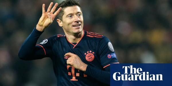 Dier straits, lethal Lewandowski and Monk v Clotet – Football Weekly Extra