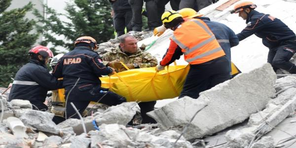 Albania quake toll hits 50 as search for survivors ends
