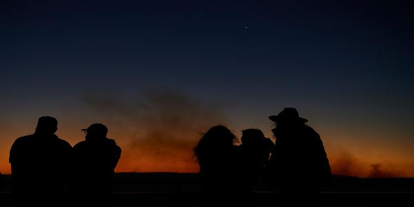 NSW Fires: Apocalyptic Pictures Show Sydney Choking In Smoke
