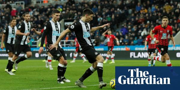Federico Fernández secures Newcastle's comeback win over Southampton