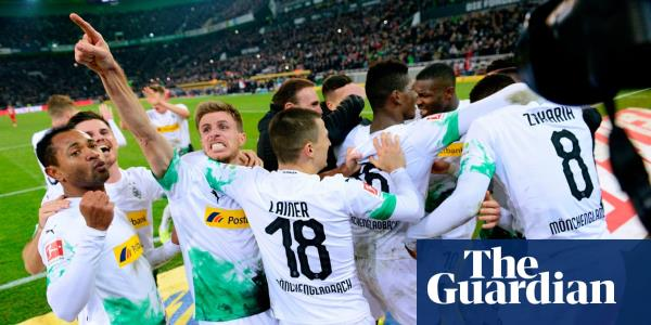 Gladbach dare to believe after stirring win over Bayern in real Klassiker | Andy Brassell