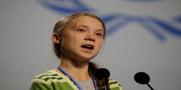 Greta Thunberg Voted Time Magazines Person Of The Year 2019
