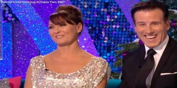 Strictlys Anton Du Beke Reveals Embarrassing Wardrobe Malfunction He Suffered In Semi-Final