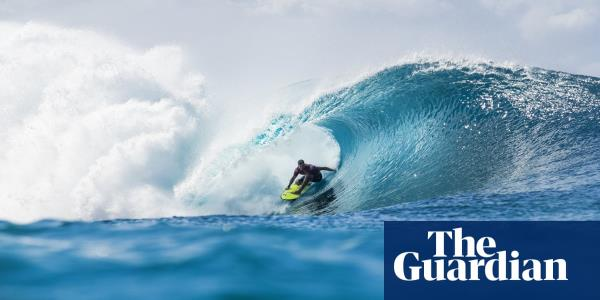 Swell news for Tahiti as Paris opts to host Olympic surfing 10,000 miles away