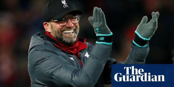 Jürgen Klopp signs Liverpool contract extension to 2024