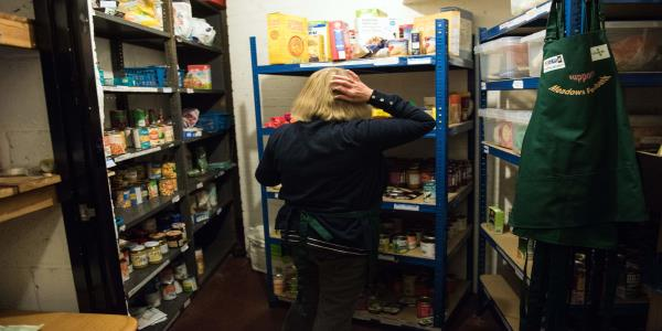 Foodbanks Overwhelmed By Donations After General Election Result