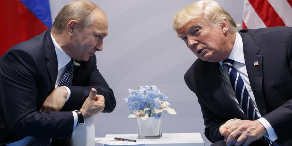 Judges decision may shine light on secret Trump-Putin meeting notes
