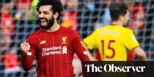 Liverpool ride luck as Mohamed Salah double punishes wasteful Watford