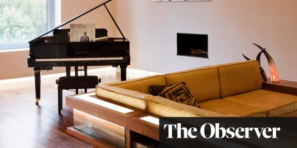 Tinie Tempah's temple: design to energise and inspire in a London home